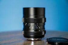 SLR Magic 25mm T0.95 Hyperprime Cine lente con 50mm III MFT Mount #SLR2595MFT (3)
