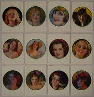 Vintage Pin-Up Mailing Calendar Sample Prints Pressler, Moran, Erbit, Armstrong
