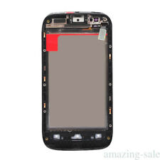 Outer Black Touch Screen Glass Lens Digitizer & Frame For Nokia Lumia 710