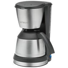 Clatronic KA 3563 Cafetera goteo jarra termo, capacidad 10 tazas, 1 l, 800 W