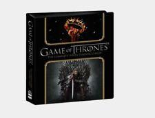 Game of Thrones The Complete Series Trading Card Box + Album/Binder - Vorverkauf