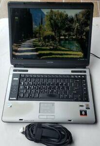 TOSHIBA SATELLITE A105-S4114 2GB RAM 120GB HDD WEBCAM harma/kardon