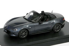 Hi-Story HS129GY 1:43 MAZDA ROADSTER 2015 Meteor gray mica
