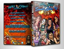Girl Fight Wrestling - Some Like It Hot (06-12-18) Dvd-R, Mickie Knuckles