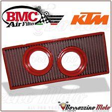 FILTRE À AIR SPORTIF LAVABLE BMC FM492/20 KTM 950 LC8 SUPERMOTO 2005-2015