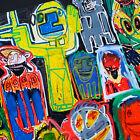 RICHARD PRINCE UNTITLED 2017 ORIGINAL NYC EXHIBITION ART POSTER