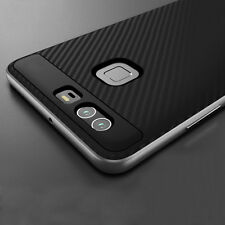 For Huawei P9 Case Shockproof Soft Rubber Silicone Hard Bumper Cover Skin Shell