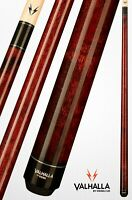 Valhalla by Viking 2 Piece Pool Cue with case - Mahogany - Lifetime Warranty!