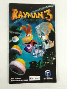 Notice GameCube VF  Rayman 3 Hoodlum Havoc  Envoi rapide et suivi