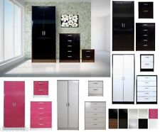 Bedroom Furniture Sets with Wardrobe 6 Pieces