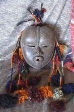 African Ethnographic Antique Masks