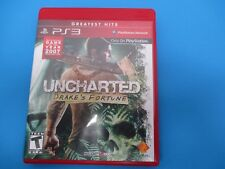 PlayStation 3, Uncharted Drake's Fortune, Rated M, 2007, Ordinary Mans Adventure