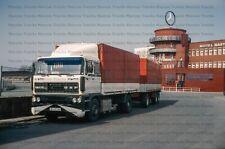 LKW Foto DAF 3300 2a/3a Planenhängerzug aus Ludwigsburg - 10x15cm /LF53