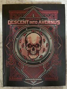 Baldur's Gate Descent into Avernus Limited Edition NEW UNREAD