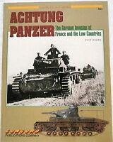 Achtung Panzer-the German Invasion of France and the Low Countries-NUOVO!