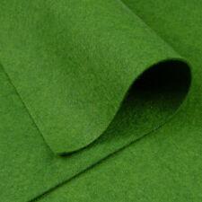 Woolfelt Wiese ~ 22cm x 90cm/Quilting Filz grün Weihnachtsbaum Wolle Leaf Elfen