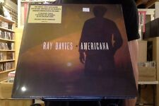 Ray Davies Americana 2xLP sealed vinyl + download