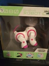Vivitar Robo Dancing Robot Cat Pink And White NIB