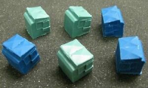 HO Scale Dumpsters - Scenery Accessories