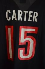 Vintage Vince Carter #15 Toronto Raptors Jersey By Champion Size Large