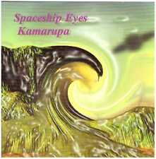 SPACESHIP EYES Kamarupa CD Space Rock/Electronic w/ Don Falcone, Gary Parra