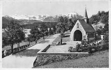 Switzerland Kussnacht Rigi Commemorative Chapel of H.M. Queen Astrid of Belgium