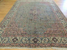 "Antique 8x10, 8x11 Turkish Sparta wool Oriental Area Rug ""Ralph Lauren look"""