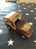 **PLAYED WITH CONDITION** Corgi Golden Eagle American Jeep
