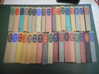 COMPANION BOOK CLUB COLLECTION X34 CLASSICS EARLY EDITIONS  LOW POST UK
