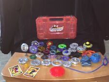 Beyblade Assorted  Lot With Case