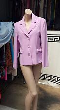 BNWT Designer Max Pierre Smart Blazer Jacket Lilac Pink UK10 Brand NEW Very Chic