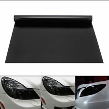 Car Foil Tinting film for headlight taillights turn signal foil 200 x 40cm black