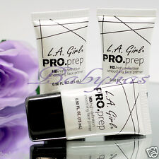 LA Girl Pro Prep HD Smoothing Face Cream Primer Makeup High Definition Cosmetics