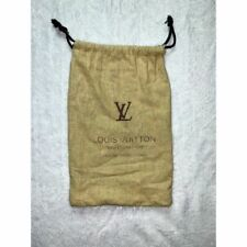 Authentic Louis Vuitton Drawstring small Dust Bag