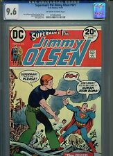 Superman's Pal Jimmy Olsen #161 CGC 9.6 (1973) Nick Cardy Cover Highest Grade