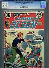 Superman's Pal Jimmy Olsen #161 CGC 9.6 (1973) Nick Cardy Cover Highest Grade