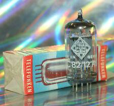 ECC82 Telefunken Röhre Tube <> Röhrenverstärker 104+118% HiFi Audio Amplifier