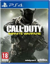 CALL OF DUTY INFINITE WARFARE PS4 ITALIANO GIOCO PLAYSTATION 4 NUOVO SIGILLATO