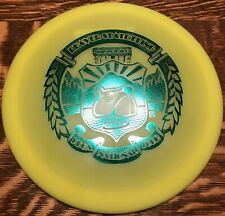 Rare 2013 Bsf Opaque Champion Eagle (X) 172.2 g Innova Disc Golf Oop New