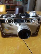 New ListingVintage Argus C3? 35Mm Camera With Case