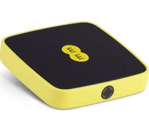 ALCATEL EE40VB 4G LTE MIFI EE WiFi Mini ROUTER UNLOCKED 800 / 1800 / 2600 MHz