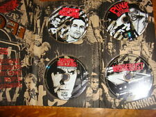 IFC Henry Rollins Show & Uncut from NYC, Punk Attitude, Wanderlust Ozzy EMMY DVD