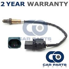 Sensore Lambda Ossigeno a banda larga per VW Golf mk5 1.4 FSI (2004-2006) ANTERIORE 5 fili