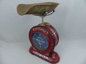 Rare 1900's Antique Angldile Springless Headlight Computing Store Scale Model 21