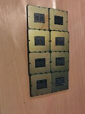 Mixed Lot Of 8 Working Xeon CPUs Read Description For Details