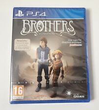 BROTHERS A TALE OF TWO SONS Neuf PS4 Version FR sous blister playstation 4 VF