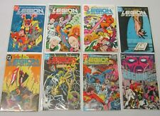 Legion Of Super-Heroes lot from:#1-63 38 different books 8.0 VF (1984 1989)