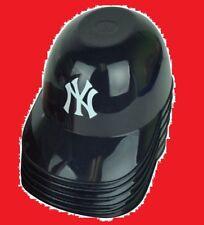 NEW YORK YANKEES Baseball SNACK HELMET 6 PACK Collectible RAWLINGS Bowl Cup MLB