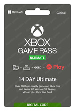 14D Xbox Live Gold + 14D Game Pass Ultimate >>WORLDWIDE<< >> INSTANT DELIVERY <<