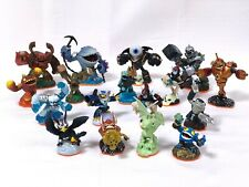 Skylanders Giants Lot of 17 Eye Brawl Glow in Dark Cynde Bouncer Tree Rex More